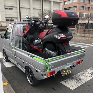 最安値5000円より バイク運びます