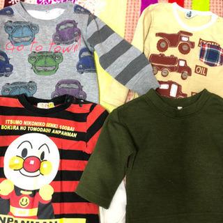 子供服 Tーシャツ、セーター、コート  - 子供用品