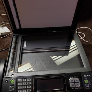 中古品ブラザー電話ファックスコピー機