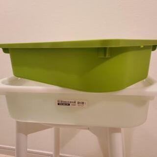 IKEA 収納ボックス/薄型