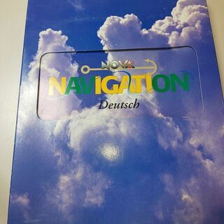 NOVA NAVIGATION Deutsch ドイツ語 テキス...