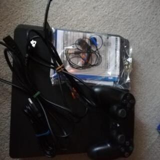 【ネット決済・配送可】PS4 CUH-2200A Jet Black