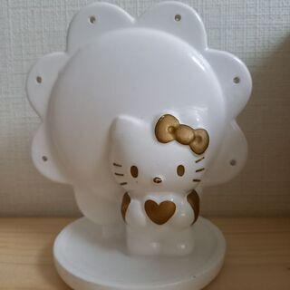 キティちゃん 陶器 1998年製 ピアスホルダー