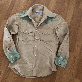 BIG BORNカントリーシャツ/ロアビリーウエスタン50…