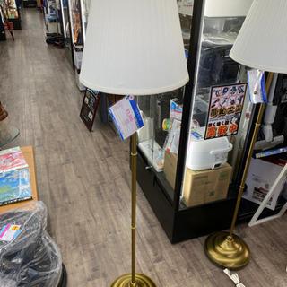IKEA フロアランプ スタンドライト 照明 中古電球付き 3,...