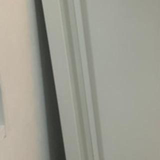 【ネット決済】大きな白い鏡です。