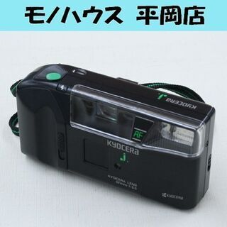 35mmフィルムカメラ 京セラ コンパクトカメラ J. AF 3...