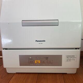 【再々値下げしました】Panasonic 食器洗い乾燥機 NP-...