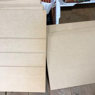 【中古】カラーボックス用 仕切り セット