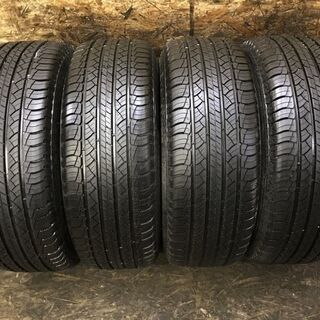 新車外し MICHELIN LATITUDE TOUR 265/...