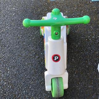 子ども自転車の画像
