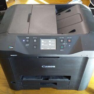 【取引中】Canon ファクシミリ MB5330 コピー FAX