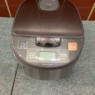 シャープ 炊飯器 KS-S10E-S 2015年製 5.5…