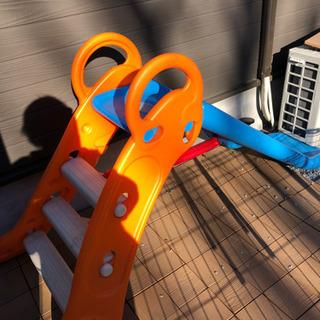 【お取引中です】トイザらス大きめの滑り台の画像