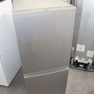 AQUA アクア 冷凍冷蔵庫 (AQR-13G)18年製 …