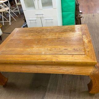 値下げ‼︎アジアン テーブル 木製