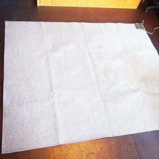 ホットカーペット 2.5畳長方形 シミあり National D...