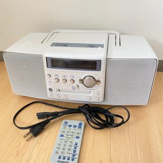CD MD ラジオ プレーヤー コンポ
