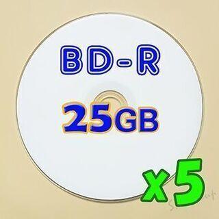 光ディスクメディア ブルーレイディスク BD-R (25G…