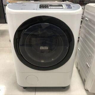 6ヵ月動作保証付 HITACHI ドラム式洗濯乾燥機 BD-NX...