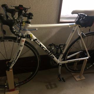 ARAYA EXCELLA ロードバイク 早いもの勝ち 値…