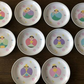 【ネット決済】ひなまつり パーティー取り小皿