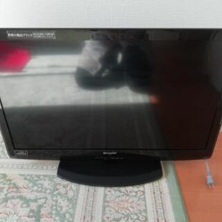 32型テレビ 2011年製 SHARP AQUOS