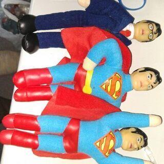 スーパーマン、三形体