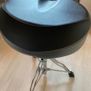 展示品 貴重なスローン d-2000  ドラム イス Pearl