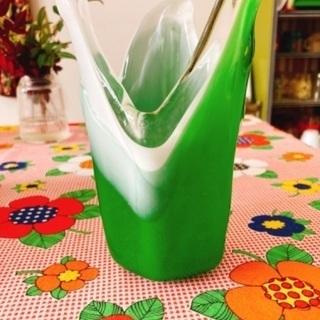 昭和レトロ 花瓶