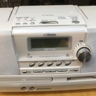 ビクター Victor クラビア  RC-A1-W  CD/MD...