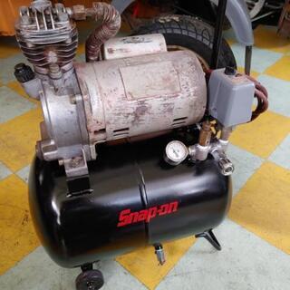 イワタ 100v DSP-04P エアコンプレッサー