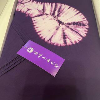 藤娘きぬたや 風呂敷(紫)