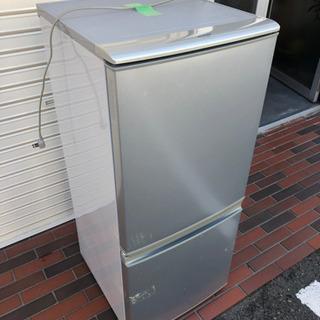 ■SHARP 冷凍冷蔵庫 シャープ 2ドア 動作確認済み