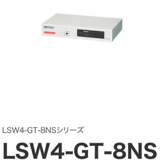 (5077-0) BUFFALO バッファロー LSW4-GT-...