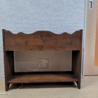 【差し上げます】木製プランター − 熊本県
