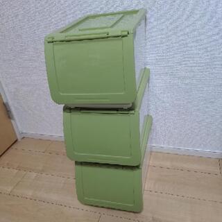 ニトリの収納ケースの画像