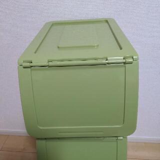 ニトリの収納ケース - 家具