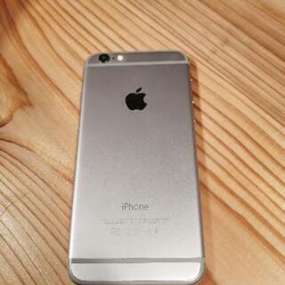 【ネット決済】iPhone 6 Space Gray 64 GB...