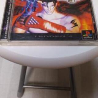 ナムコ・PSソフト 鉄拳3