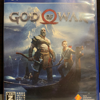 【ps4】GOD ofWAR