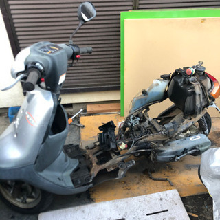 藤沢,茅ヶ崎, 平塚 原付バイクの軽整備 タイヤ、オイル、…