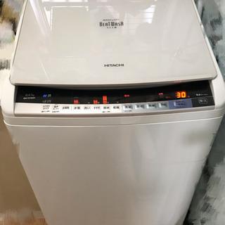 日立 洗濯機 8kg 3月21日まで