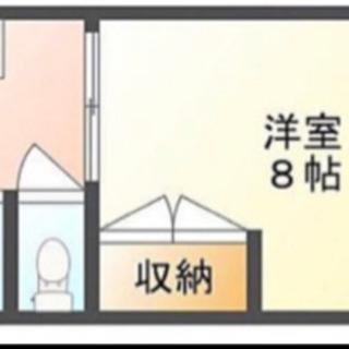 岡山市南区芳泉広めの1Kマンション 敷地内屋根付き駐車場有 家賃...