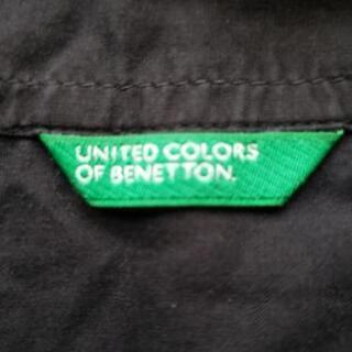 UNITED COLORS OF BENETTON シャツ…