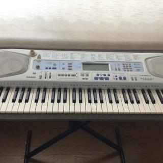 カシオ電子キーボードLK180