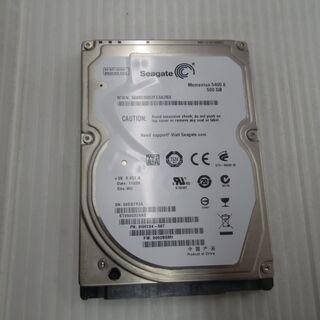 Seagate 2.5インチHDD ST9500325AS SA...