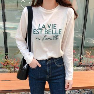 未使用品❤️新品大人気グリーンロゴTシャツ