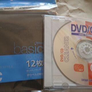 DVD/CD【サンワサプライ】クリーナー