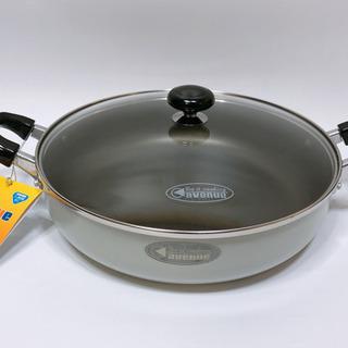 【211M6】★未使用★煮魚鍋 鍋   - 熊本市